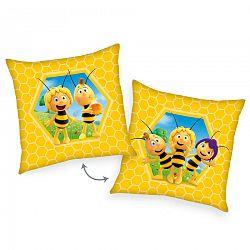 Párna Maja, a méhecske méz, 40 x 40 cm
