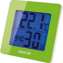 Sencor SWS 1500 GN hőmérő órával