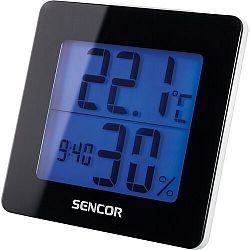 Sencor SWS Hőmérő ébresztőórával