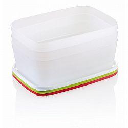Tescoma PURITY 3-részes adagolókészlet fagyasztóba, 1,5 l