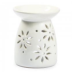 Vorágok aromalámpa, fehér