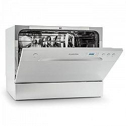 Klarstein Amazonia 6 asztali mosogatógép 1380 W, A+, 6 teríték, 49dB