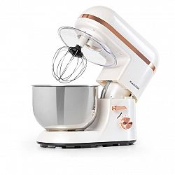 Klarstein Bella Elegance, konyhai robotgép, 1300 W, 1,7 LE, 6 fokozat, 5 liter, fehér