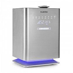 Klarstein Cubix párásító, ionizátor, 350ml/h 5,5l tartály, baby üzemmód