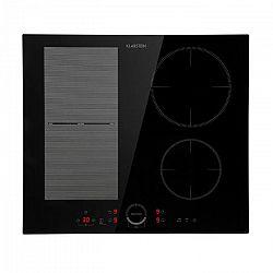 Klarstein Delicatessa 60 Hybrid, beépíthető indukciós főzőlap, 4 zóna, 7000 W, fekete