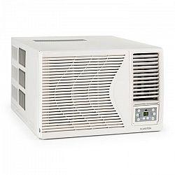 Klarstein Frostik 12, ablak légkondicionáló, fehér, 12000 BTU, A energiahatékonysági osztály, R32 hűtőfolyadék, távvezérlő
