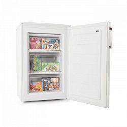Klarstein Garfield XL Eco+, fagyasztószekrény, 80 l, 3 fiók, fehér