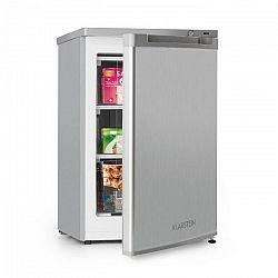 Klarstein Garfield XXL, fagyasztószekrény, 81 l, A+ osztály, 3 fiók, termosztát, ezüst
