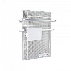 Klarstein Hot Spot Wave, infrapanel, fűtőpanel, 51 x 80 cm, 20 m², 1000 W, fokozatmentesen szabályozható teljesítmény, IP24, alumínium