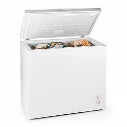 Klarstein Iceblokk fagyasztóláda, 200 l, 213 kWh/a, A+, fehér