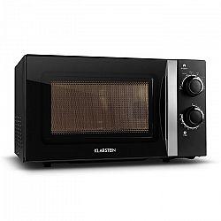 Klarstein myWave, mikrohullámú sütő, 20 l, 700 W, időzítő, fekete
