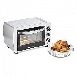 Klarstein Omnichef 20 2G, fehér, mini sütő, nyárs, 1500 W, 20 l