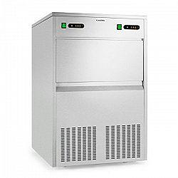 Klarstein Powericer Kings, jégkocka készítő gép, ipari, 700 W, 100 kg/nap, nemesacél
