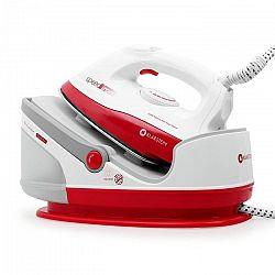 Klarstein Speed Iron gőzvasaló, 2400 W, 1,7 l, piros