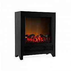 Klarstein Zermatt, elektromos kandalló, 750/1500 W, termosztát, instaFire, fekete