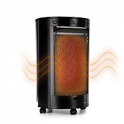 Blumfeldt Bonaparte Catalyt, katalitikus gázkályha, 2500 W, ODS rendszer, fekete
