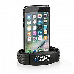 Capital Sports Alatech CS010, mellkasi öv, bluetooth 4.0, IPX7, univerzális méret, fekete