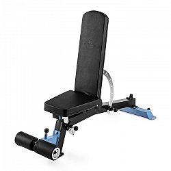 Capital Sports Compactar Plus, edzőpad súlyzós edzéshez és felüléshez, fém, állítható