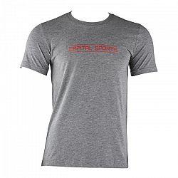 Capital Sports férfi edző póló, szürke, melange, XL méret