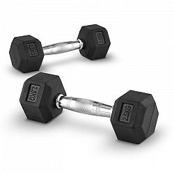 Capital Sports Hexbell 2,5, 2,5 kg, egykezes súlyzó, pár