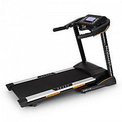 Capital Sports Pacemaker X30, futópad, profi házi edző, 3 lóerő, 22 km/h, mellkas szíj, fekete