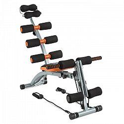 Capital Sports Sixish Core, narancssárga/fekete, has edzése, test edzése