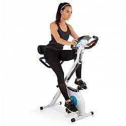 Klarfit Azura Plus 3-in-1, otthoni trainer, rugalmas húzókötelek, szíjmeghajtás, fehér