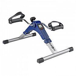 Klarfit Continus Pro Mini Bike, pedálos gép, edzőgép, kijelző, összecsukható, kék