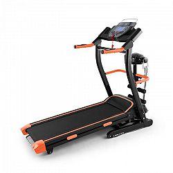 Klarfit Pacemaker FX5, futópad, 1,5 LE, 12 km/h, pulzus mérő, masszázsöv, felülések