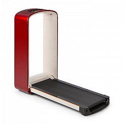 Klarfit Runtasy SE, futópad, otthoni edzőgép, LED kijelző, bluetooth, összecsukható, piros