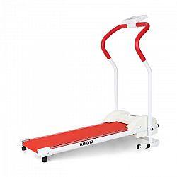 Klarfit Treado Basic, futópad, számítógép, piros