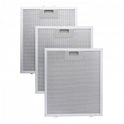 Klarstein alumínium zsírzsűrő, 26,5 x 31 cm, pót, cserélhető szűrő