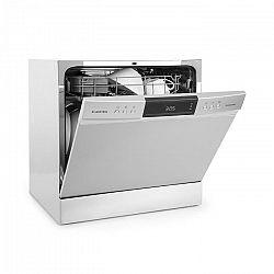 Klarstein Amazonia 8 Neo, mosogatógép, 8 program, LED kijelző, ezüst