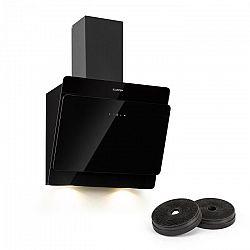 Klarstein Aurica, páraelszívó, készlet visszaforgató üzemmódhoz, 60 cm, szűrőaktív szénnel, fekete