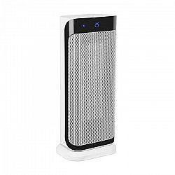 Klarstein CHAVAL hősugárzó, 2000 W, termosztát, időzítő, távirányító, fehér