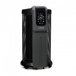 Klarstein Datscha Digital 360° hősugárzó, termosztát, 2200W, távirányító, időzítő