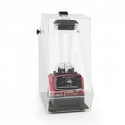 Klarstein Herakles 2G, piros, asztali turmixgép, fedővel, 1200 W, 1,6 k, 2 liter, BPA-mentes