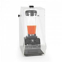 Klarstein Herakles 3G, fekete, asztali turmixgép, fedővel, 1500 W, 2,0 k, 2 liter, BPA-mentes
