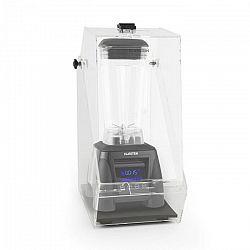 Klarstein Herakles 8G, fekete, asztali turmixgép, fedővel, 1800 W, 2,4 k, 2 liter, BPA-mentes
