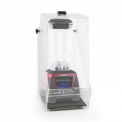 Klarstein Herakles 8G, piros, asztali turmixgép, fedővel, 1800 W, 2,4 k, 2 liter, BPA-mentes
