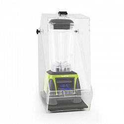 Klarstein Herakles 8G, zöld, asztali turmixgép, fedővel, 1800 W, 2,4 k, 2 liter, BPA-mentes