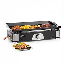Klarstein Orfeo, asztali gázgrill, 3.5 kW, 350 °C, InstantReady Concept, fekete