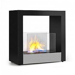 Klarstein Phantasma Cube, etanolos kandalló , füstmentes, rozsdamentes acél égő, 4 óra égés, rozsdamentes acél