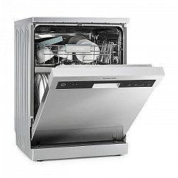 Klarstein Reinfjord mosogatógép, A+++, 1850W, 12 teríték, nemesacél első oldal