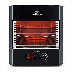 Klarstein Steakreaktor Pro, magas hőmérsékletű beltéri grillsütő, német gyártmány
