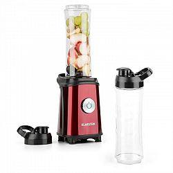 Klarstein Tuttifrutti mini mixer, 350 W, 800 ml, keresztpengék, BPA mentes, piros