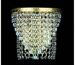 Artcrystal Artcrystal PWB122100002 - Fali lámpa 2xE14/40W/230V