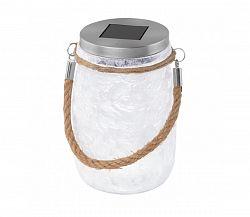 Eglo Eglo 48596 - LED Solar Lámpa SOLAR LED/0,06W fehér
