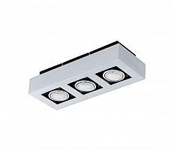 Eglo Eglo 91353 - LED Mennyezeti lámpa LOKE 1 2xGU10-LED/5W/230V