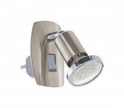 Eglo Eglo 92923 - LED konnektoros lámpa BRIVI 1 1xGU10-LED/3W/230V